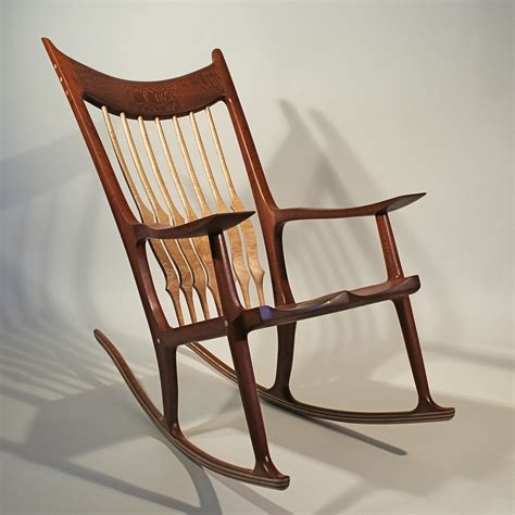 Wood Rocking Chair Plans