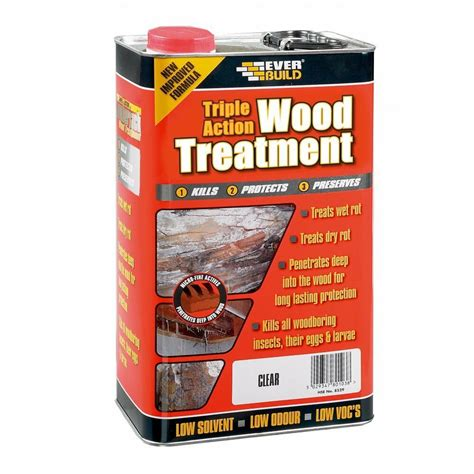 Wood Rot Treatment Diy
