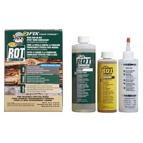 Wood Rot Treatment Lowes