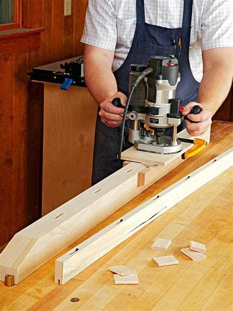 Wood Router Jig Plans