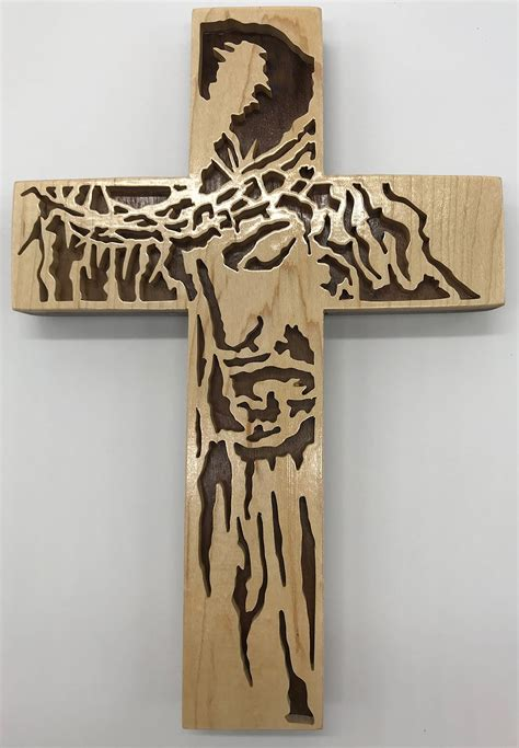 Wood Scroll Saw Crosses Pictures Children