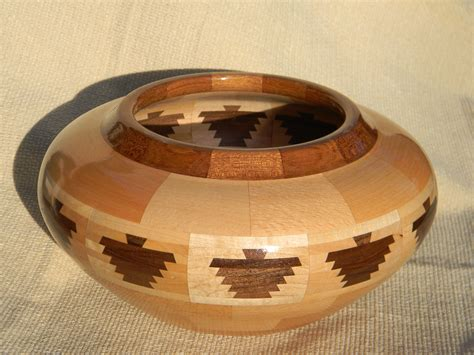 Wood Segmented Bowl Patterns