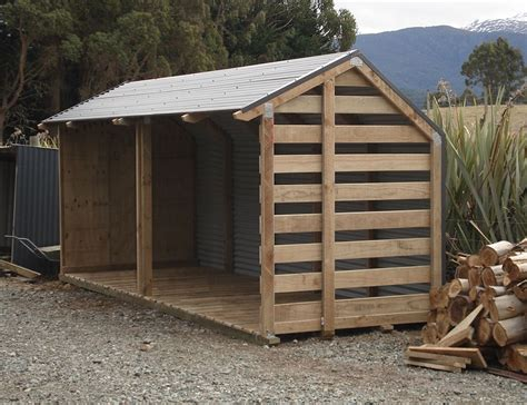Wood Shed Plans NZ