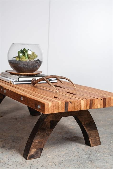 Wood Slab Coffee Table Diy Typical Dimensions