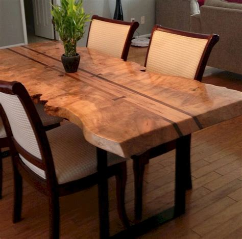 Wood Slab Desk Diy Ideas