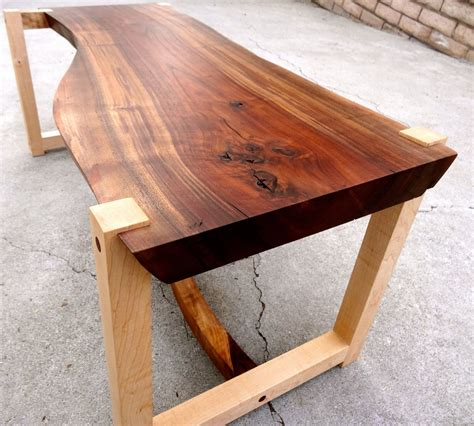 Wood Slab Table Plans