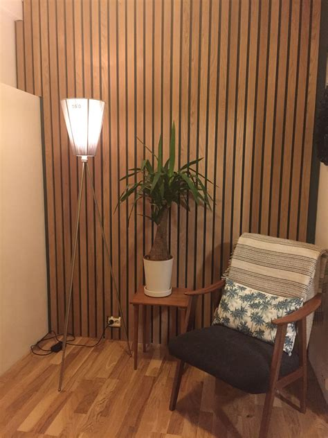 Wood Slat Wall Diy Decor