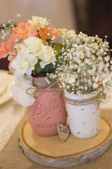 Wood Slice Centerpiece Diy Ideas