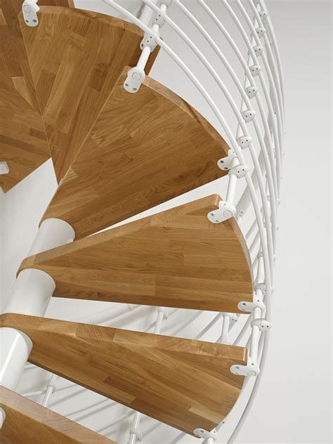 Wood Spiral Stair Case Kits