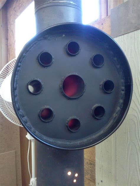 Wood Stove Heat Exchanger Diy Projects