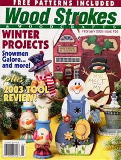 Wood Strokes Magazine Subscriptions