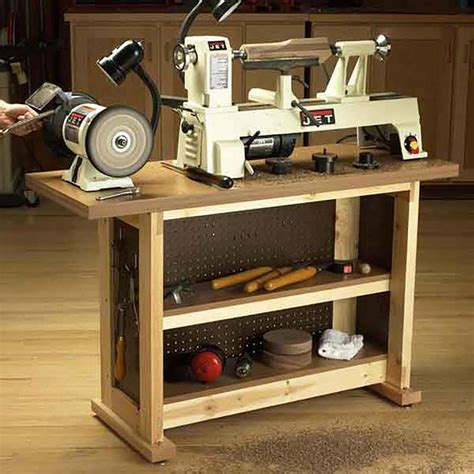Wood Tool Stand Plans