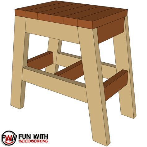 Wood Tool Stand Plans Free