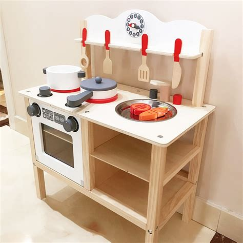 Wood Toy Kitchens