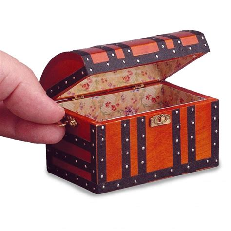 Wood Treasure Chest Wholesale Furniture