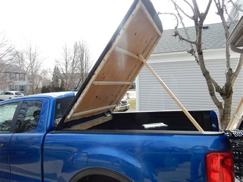 Wood Truck Bed Protector Diy