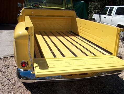 Wood Truck Bed Protector Diy Projects