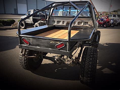 Wood Truck Flatbed Plans For Toyota