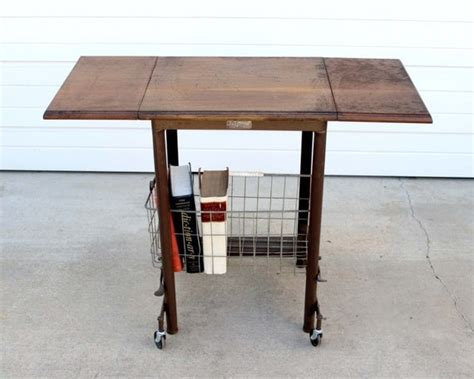 Wood Typewriter Table Plans
