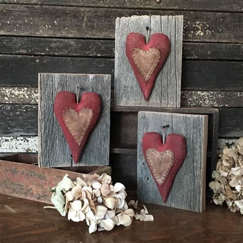 Wood Valentine Crafts