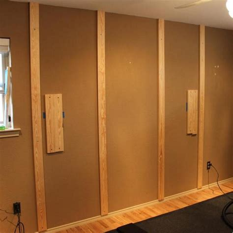 Wood Wall Accent Diy Network