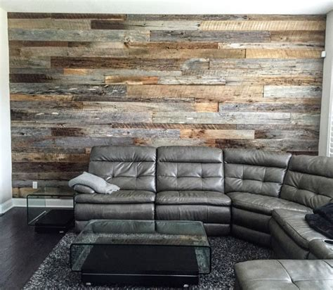 Wood Wall Accent Kit