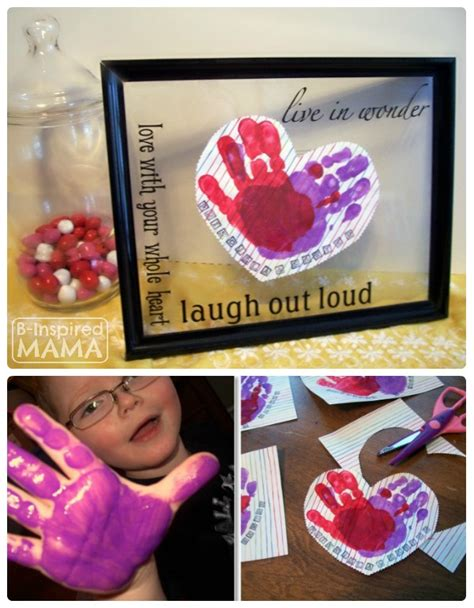 Wood Wood Preschool Art Projects For Valentines Day