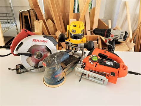 Wood Workers Tools