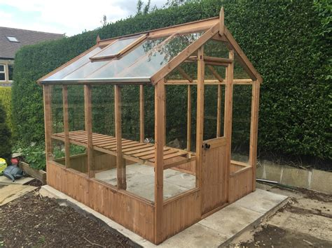 Wood frame greenhouse plans free.aspx Image