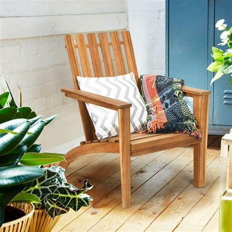 Wood-Adirondack-Lounge-Chairs-Blue