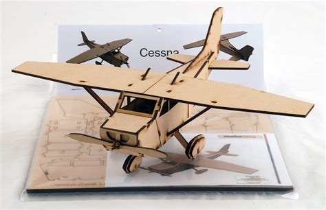 Wood-Aircraft-Model-Plans