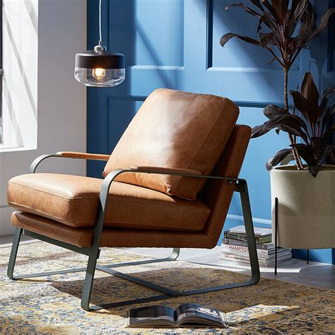 Wood-And-Leather-Chair-Plans