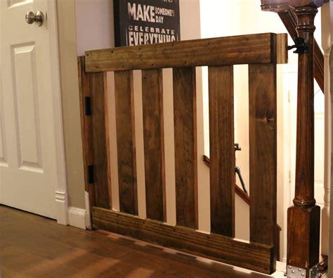 Wood-Baby-Gate-Diy