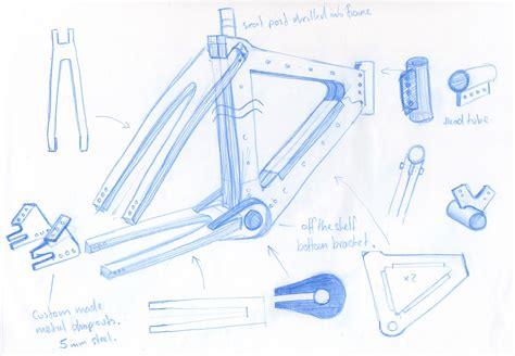 Wood-Bicycle-Frame-Plans