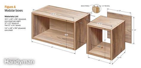 Wood-Box-Shelf-Plans
