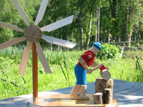 Wood-Chopper-Windmill-Plans