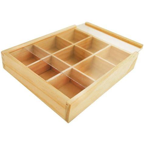 Wood-Craft-Diy-Natural-Keepsake-Box