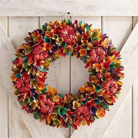 Wood-Curl-Wreath-Diy