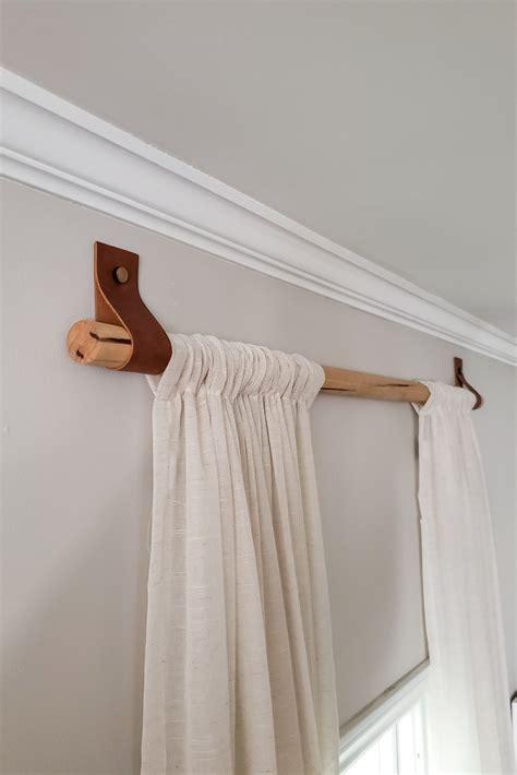 Wood-Curtain-Rods-Diy