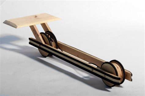 Wood-Diy-Rubber-Band-Car