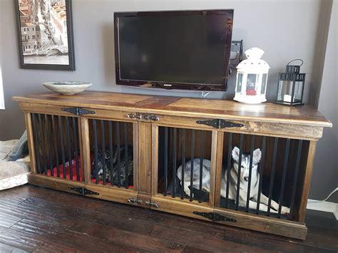 Wood-Dog-Crates-Diy
