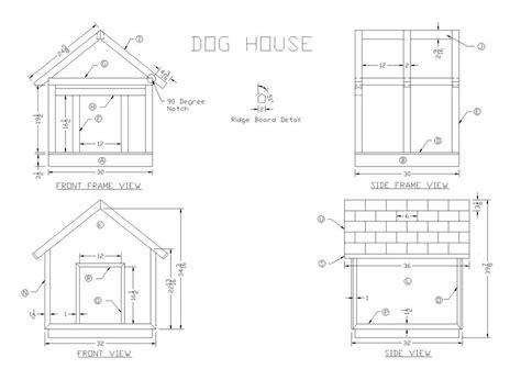 Wood-Dog-House-Plans-Pdf