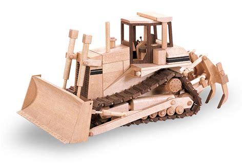 Wood-Dozer-Plans