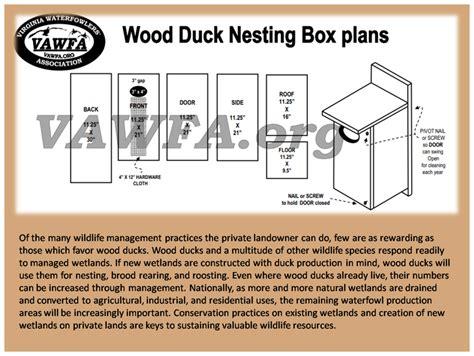 Wood-Duck-Plans