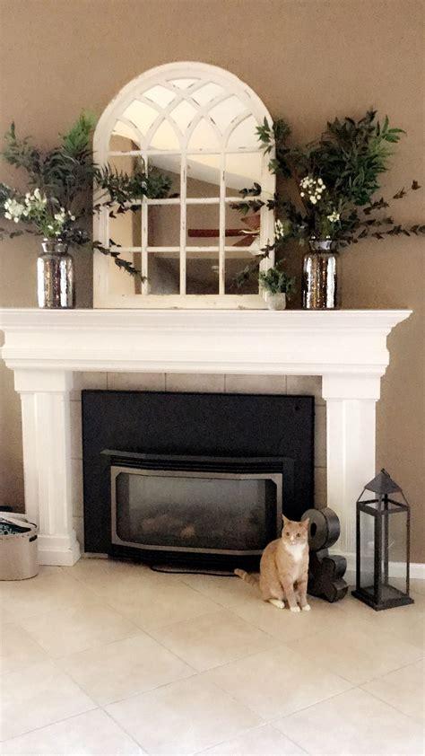 Wood-Fireplace-Mantels-Diy