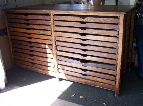 Wood-Flat-File-Plans