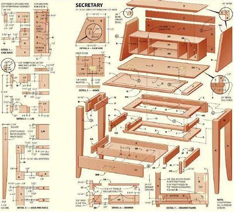 Wood-Furnitures-Plans