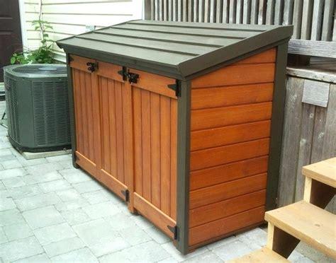 Wood-Garbage-Can-Storage-Plans