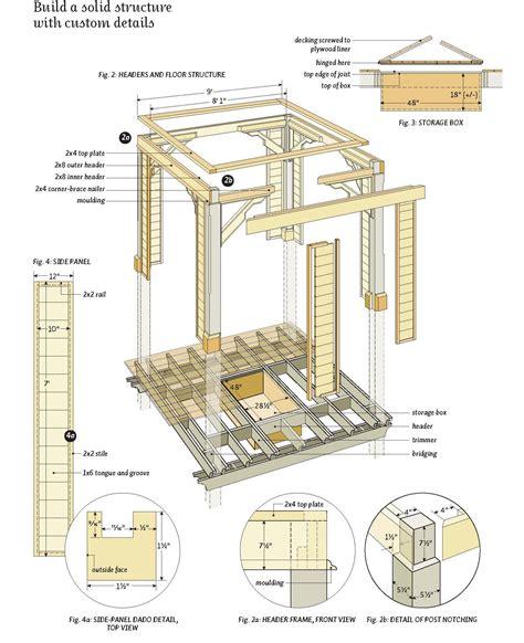 Wood-Gazebo-Plans-Free
