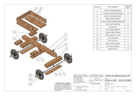 Wood-Go-Kart-Frame-Plans
